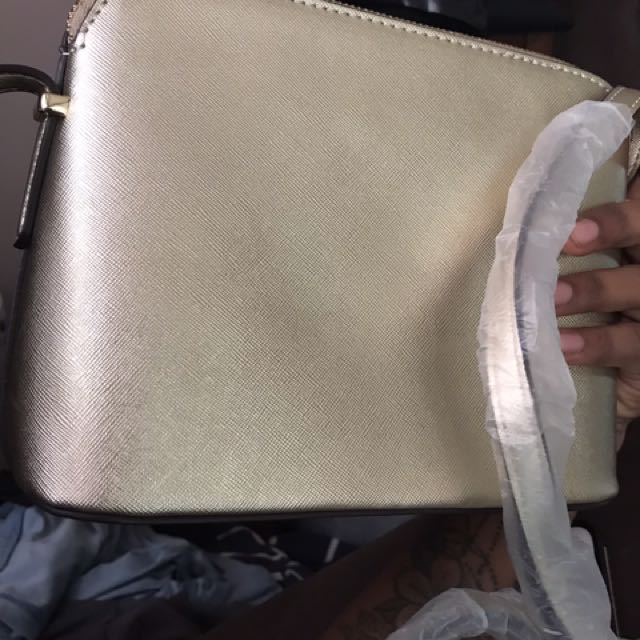 Gold Kate Spade High Quality Fake