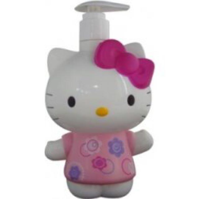 Hello Kitty hand & body lotion