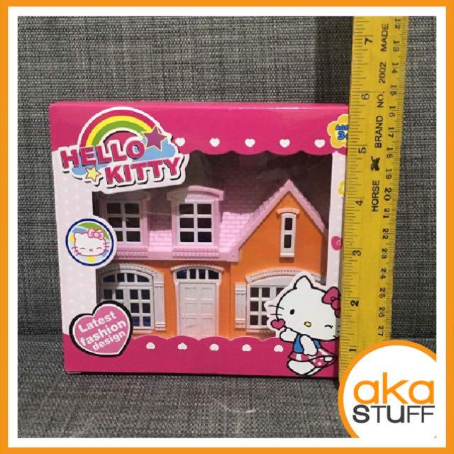 Hello kitty toy house