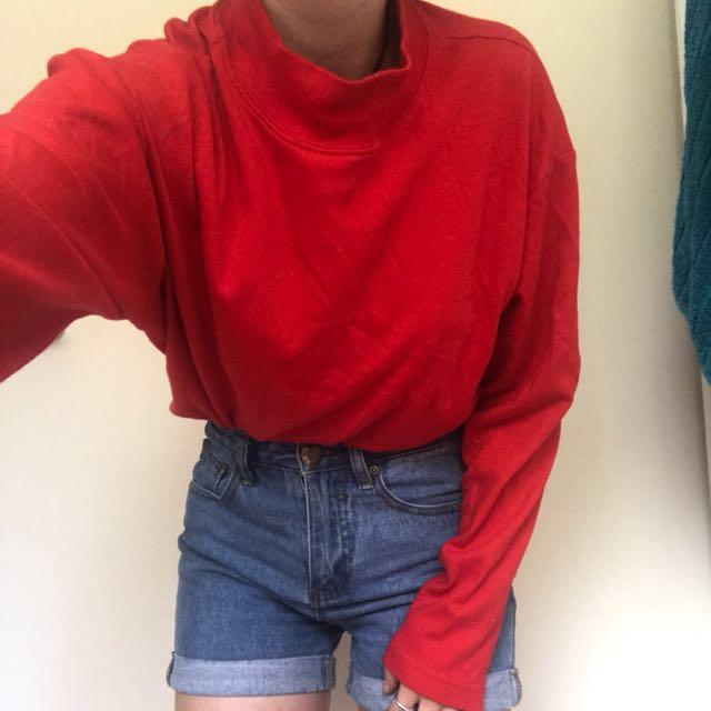 Highneck jumper