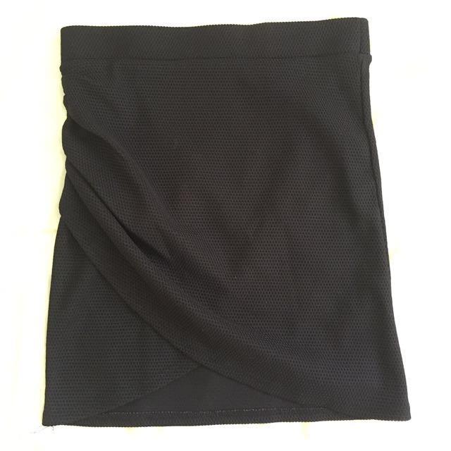 H&M Divided wrap skirt