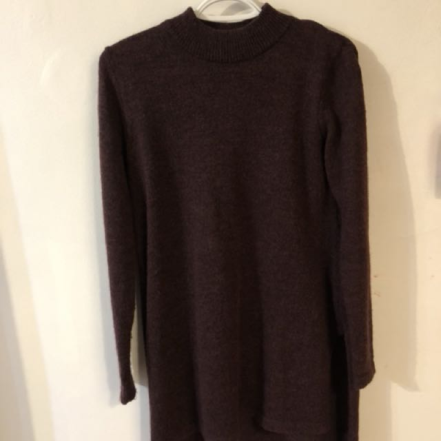 H&M Longline Sweater