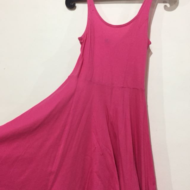 H&M pinky dress