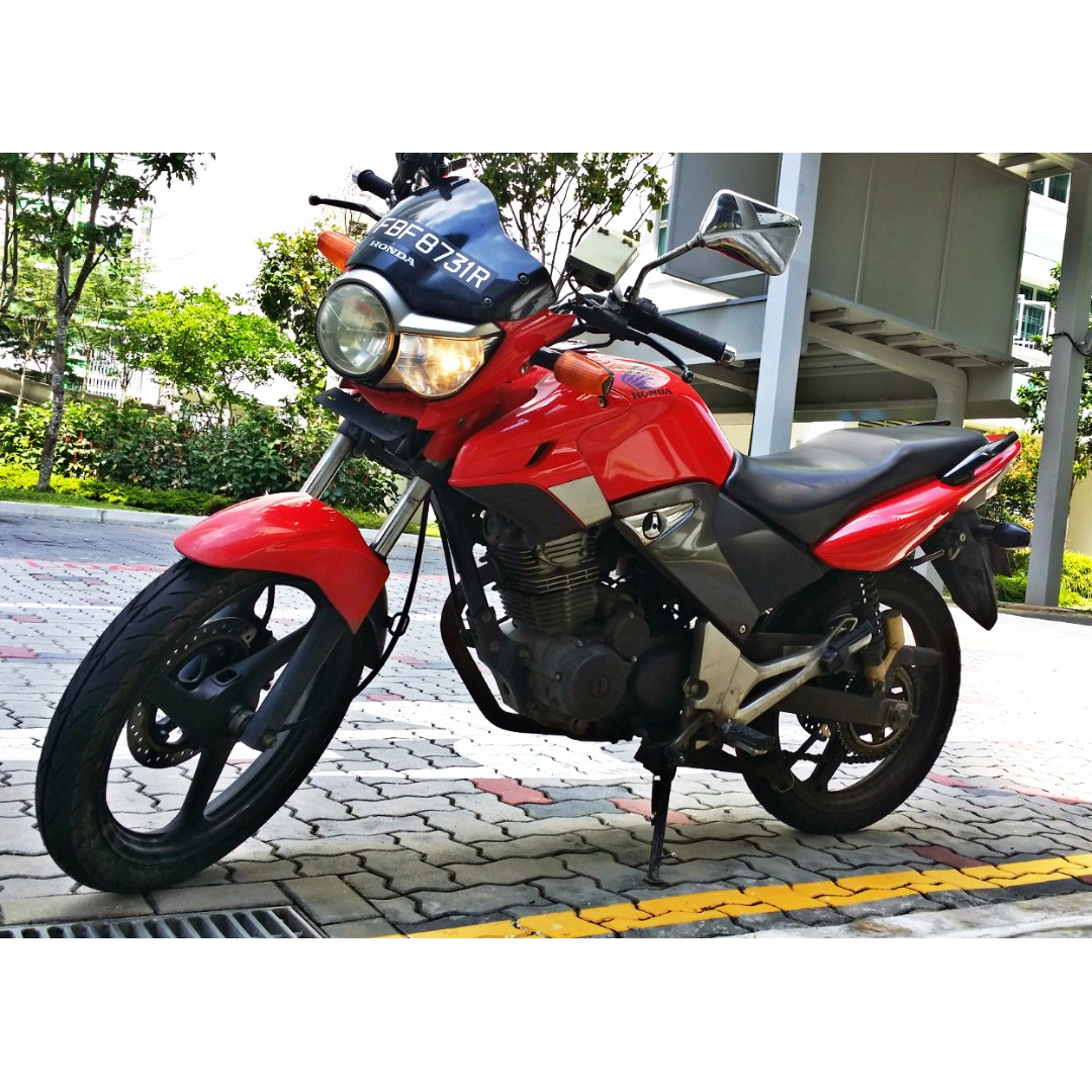 honda gls200 tiger for sale motorbikes motorbikes for sale class 2b on carousell. Black Bedroom Furniture Sets. Home Design Ideas