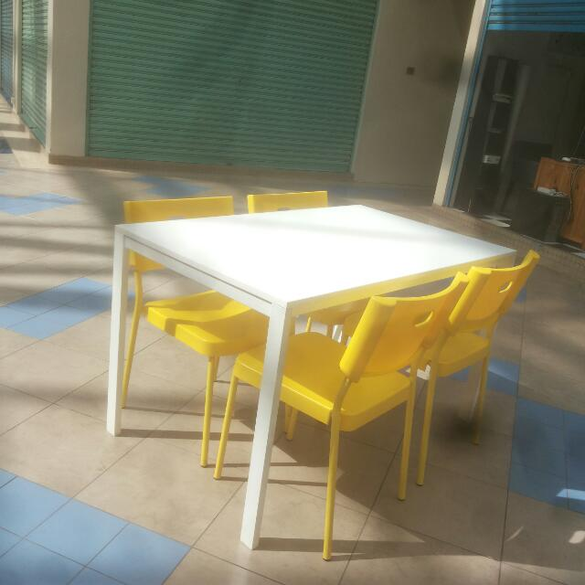 Ikea Melltorp Dining Table Meja Makan Home Furniture On Carou