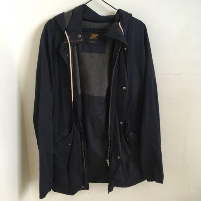 Industrie hooded jacket