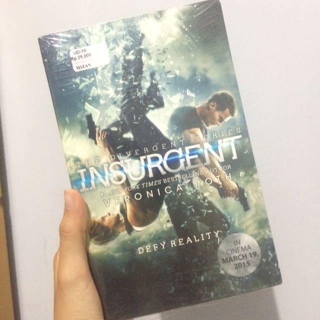 Insurgent Indo version