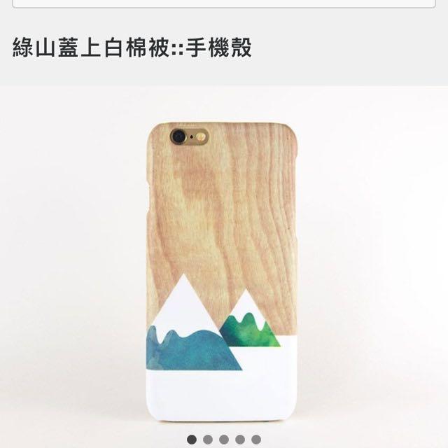 泰國文創設計手機殼iPhone 6s