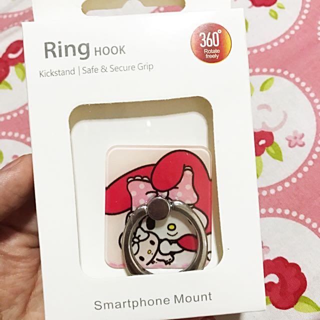 iRing mobile hook