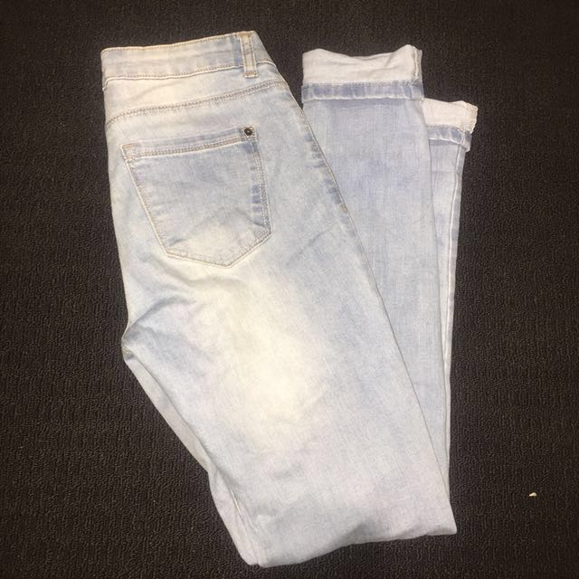 Jay Jay low waisted blue jeans