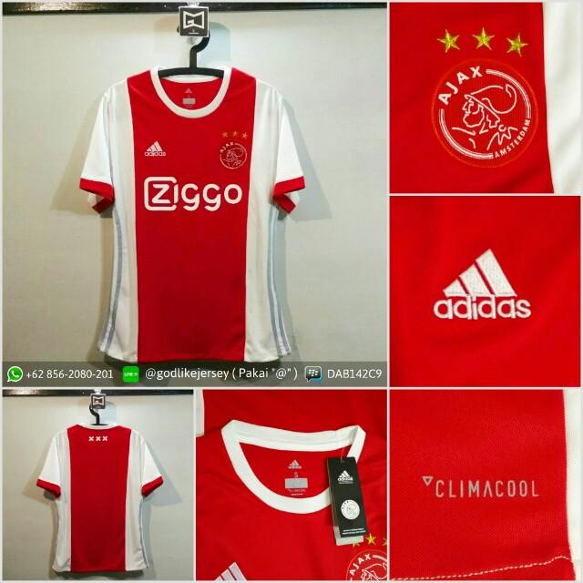 Jersey Ajax Home 2017/2018