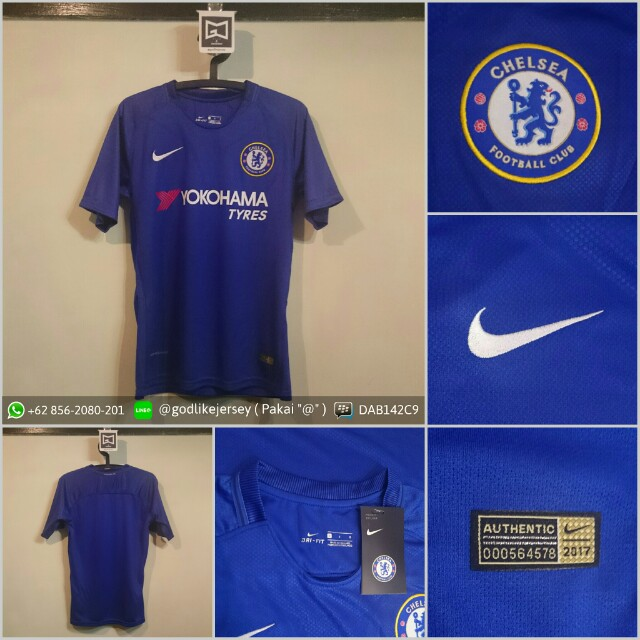 Jersey Chelsea Home 2017/2018