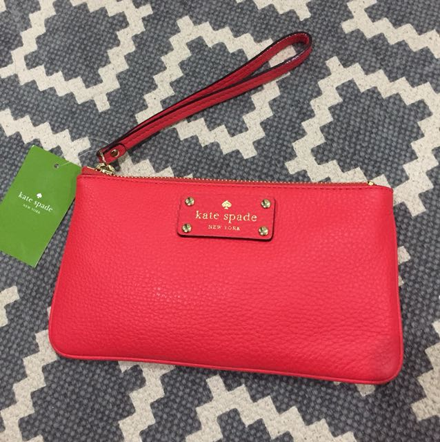 Kate Spade Zippered Chrissy