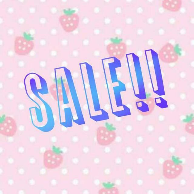 Kawaii peachy dresses SALE for 2!