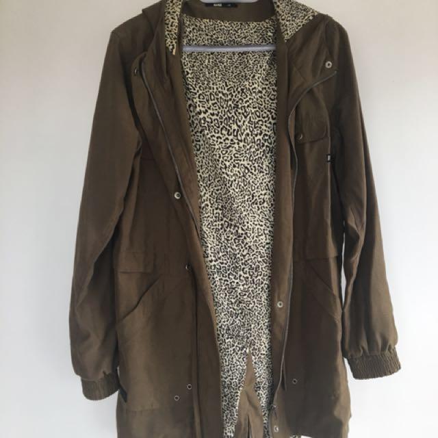 Khaki RPM coat