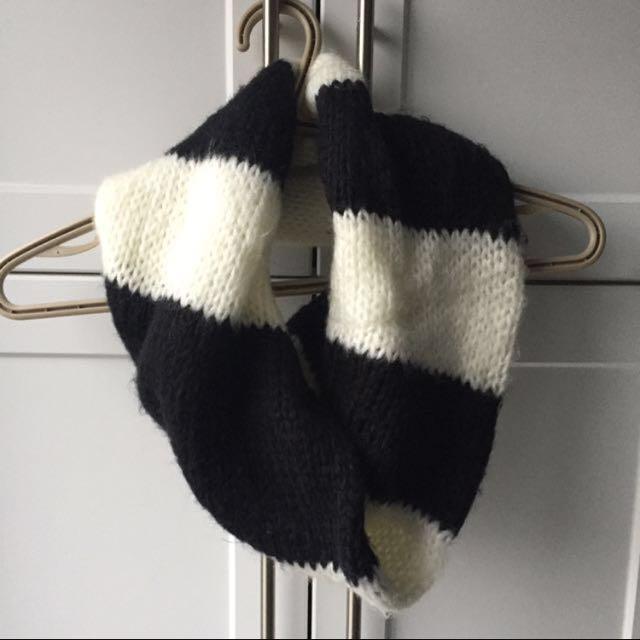 Knit F21 Infinity Scarf