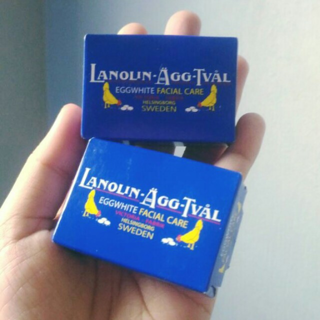 Lanolin soap mini 2pcs