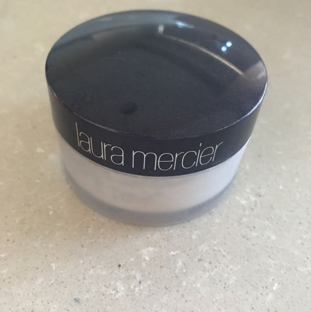 Laura Mercier loose setting powder TRANSLUCENT Genuine
