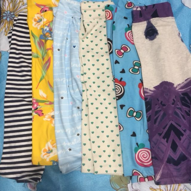 Leggings fit to 2-3 years old