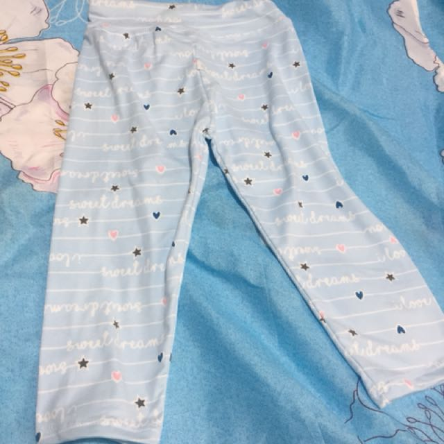 Leggings fit to 2-3years old