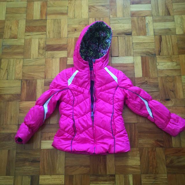London Fog Winter Jacket for Girls