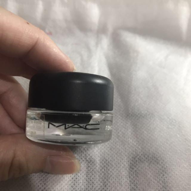 Mac gel liner blacktrack