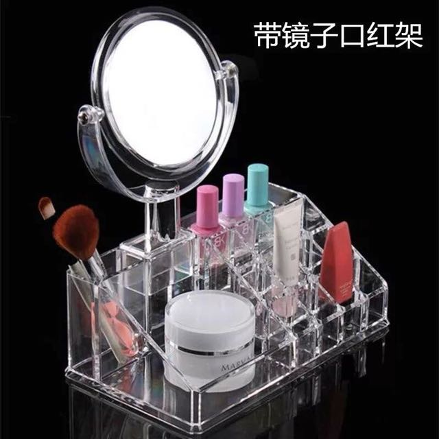 Make up org with mirror