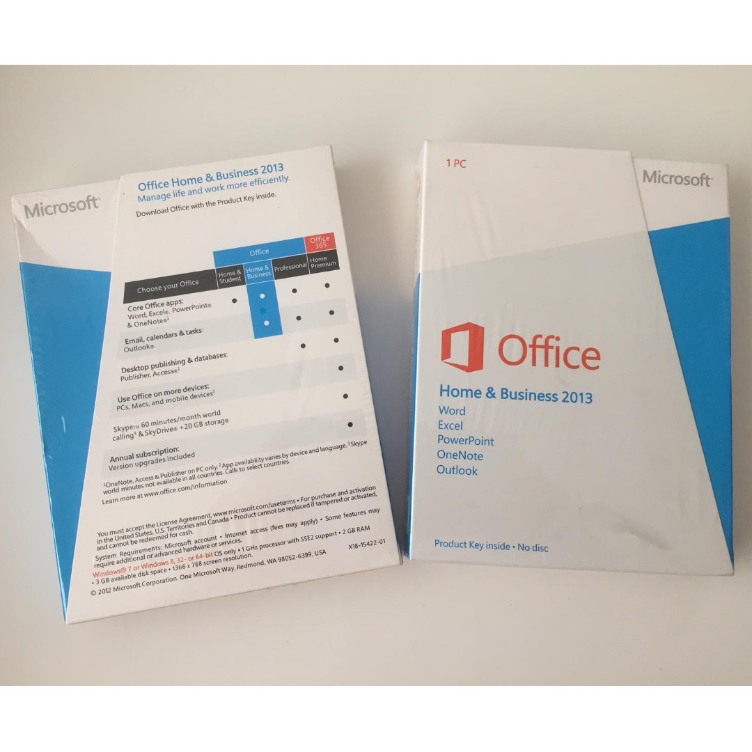 Microsoft office home business 2013 pkc product key card microsoft office home business 2013 pkc product key card electronics computer parts accessories on carousell colourmoves