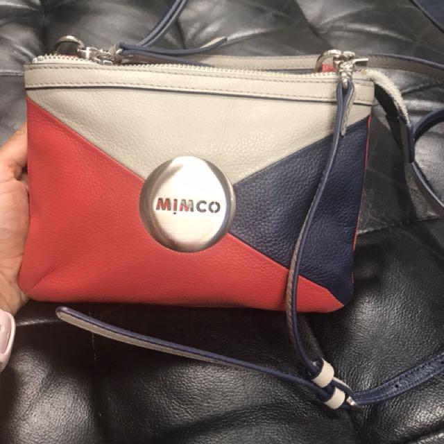 Mimco hip bag as new