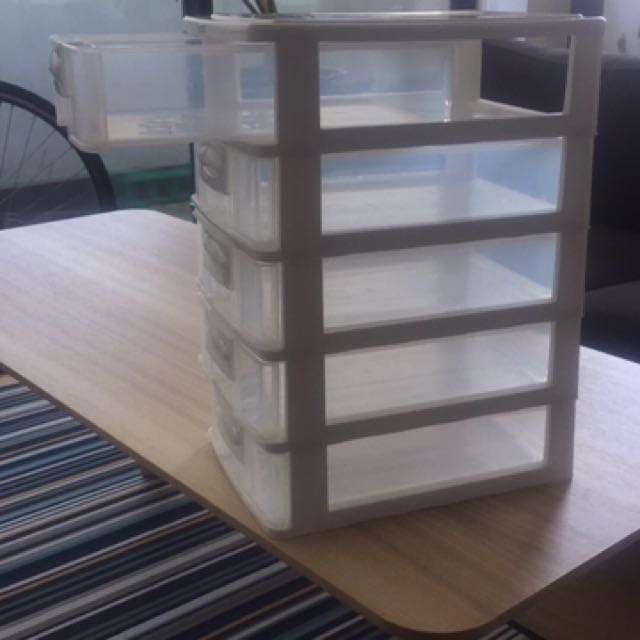 Mini cabinet 5 drawers