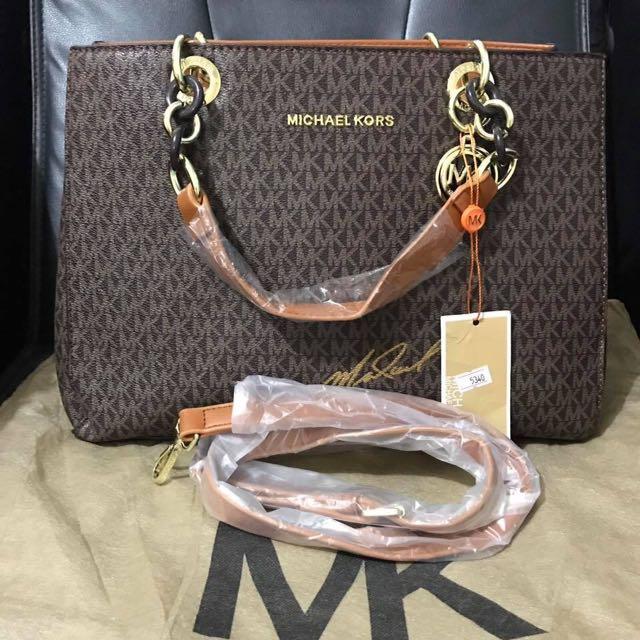 Mk replica bag