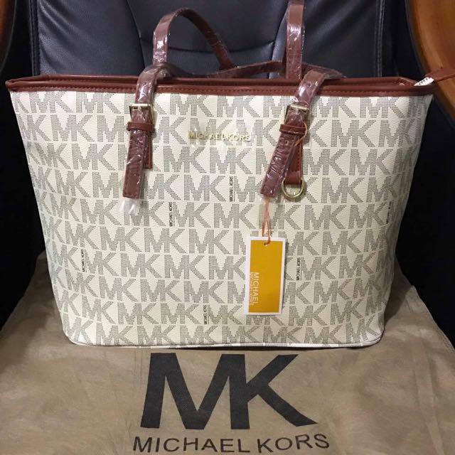 Mk replica tote bag