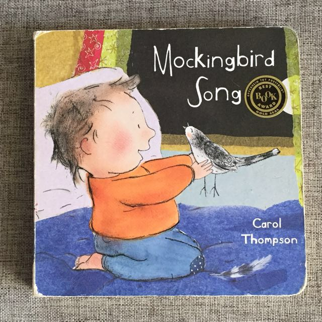 Mocking Bird Song Book