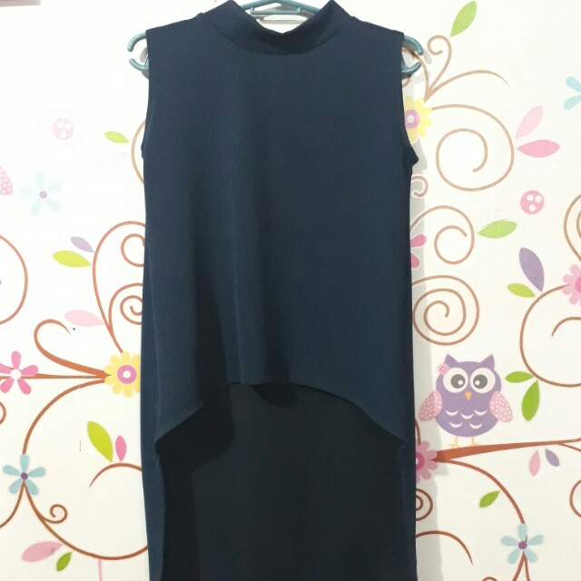 Mother and Daughter long back sleeveless (set)
