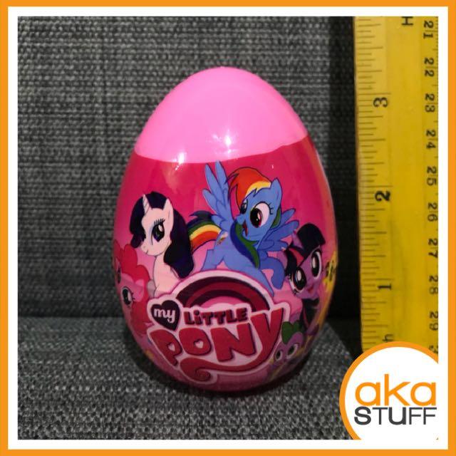 My little pony egg surprise