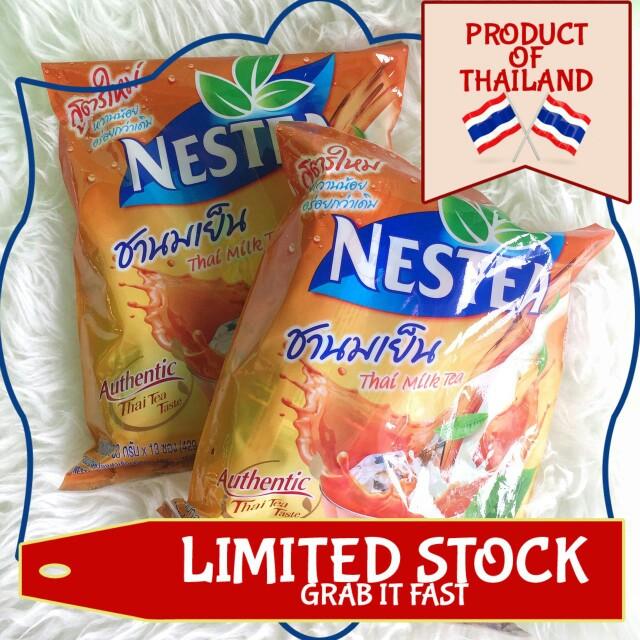 Nestea MilkTea Thailand original
