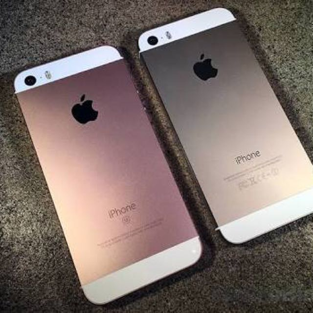 New & Authentic iPhone SE
