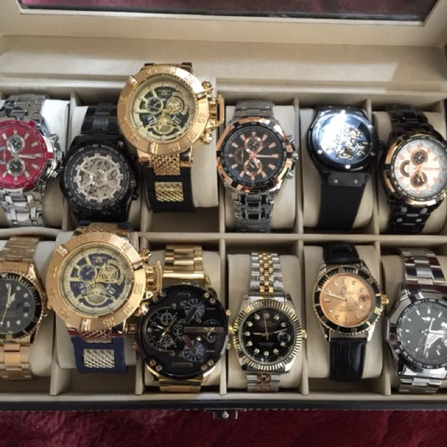 New Men Watches Free Shipping