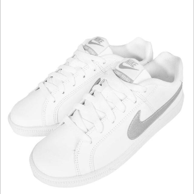 含運nike 耐吉 白鞋 休閒鞋 平底鞋