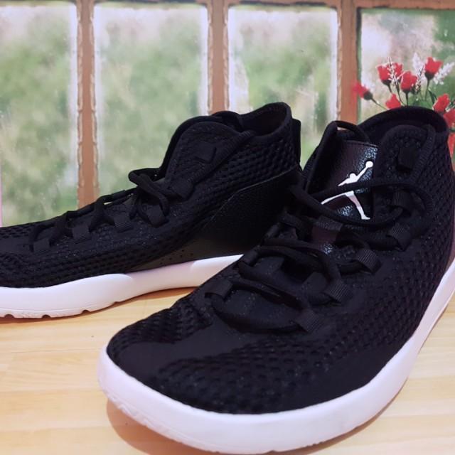 04ec7f1716e3e3 Nike Air Jordan Reveal 42 Black