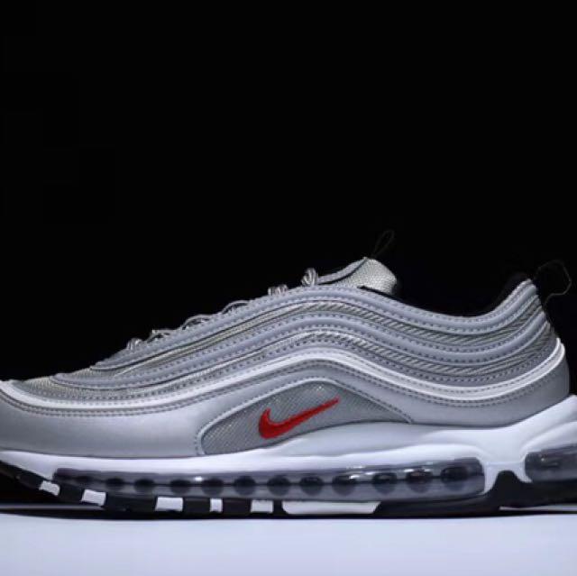 2212486ae6a Nike Air Max 97 Silver Bullet