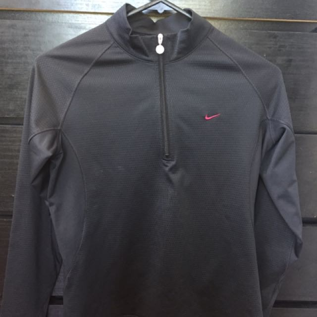 Nike women's golf dry fit jacket
