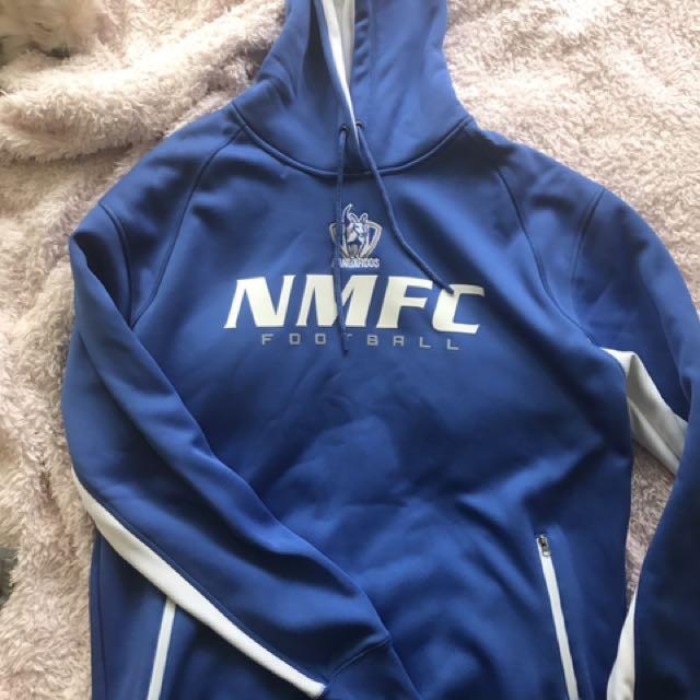 North Melbourne AFL hoodie