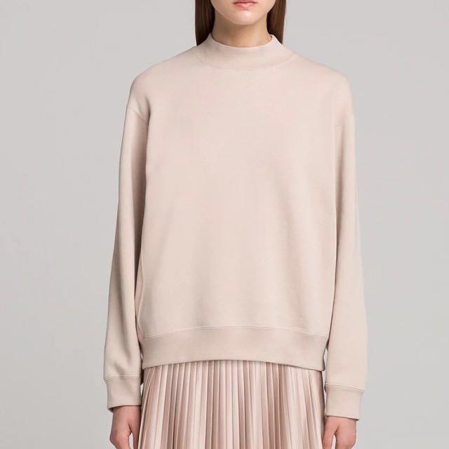 Offer Price  Uniqlo U women sweat long sleeve pullover faa070bb9