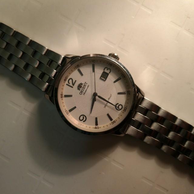 Orient 機械錶 大錶徑