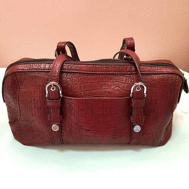 *Repriced! Orig Relic bag by Fossil