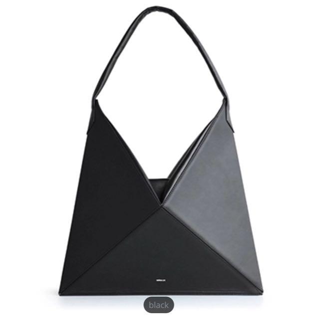 Origami Inspired Bag