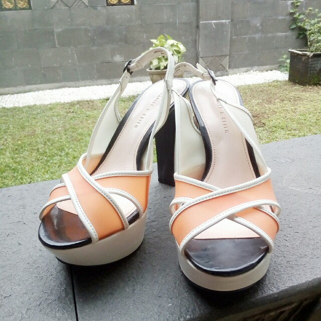 Original Charles And Keith Unboxing heels