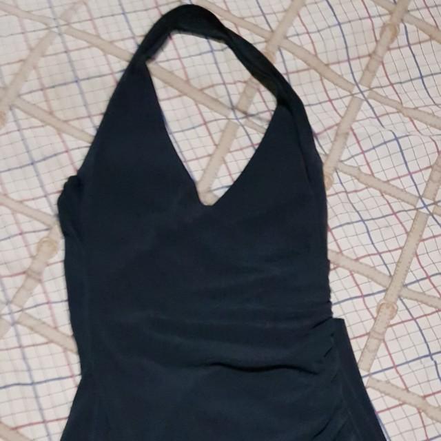 Papaya Black sexy dress
