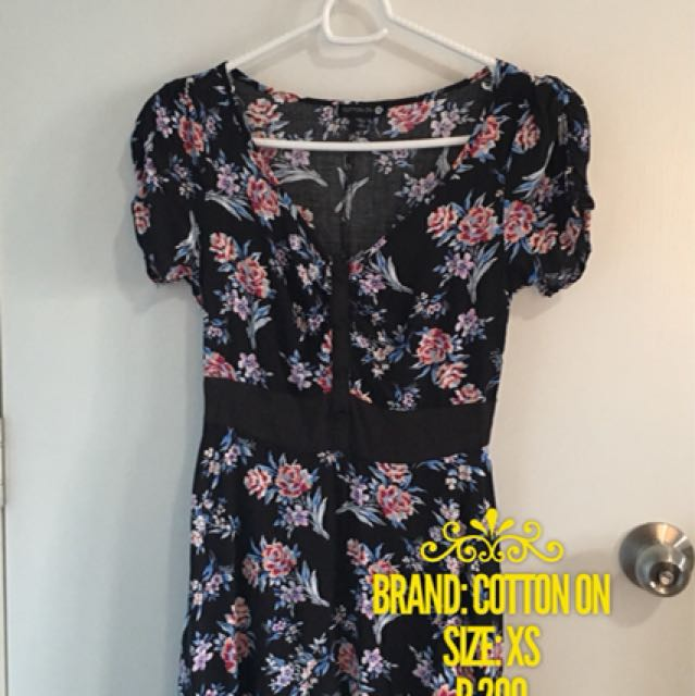 Pre-loved Cotton-On Dress